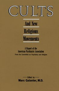Cults and New Religious Movements
