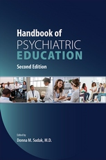 Cover of Handbook of Psychiatric Education
