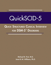Quick Structured Clinical Interview for DSM-5 Disorders QuickSCID-5