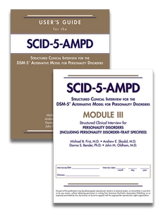 Set of Users Guide for SCID-5-AMPD and SCID-5-AMPD Module III