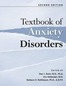 Textbook of Anxiety Disorders Second Edition