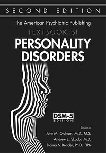 American Psychiatric Publishing Textbook of Personality Disorders Second Edition