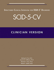 Structured Clinical Interview for DSM-5 Disorders-Clinician Version SCID-5-CV