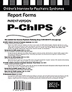 Report Forms for P-ChIPS